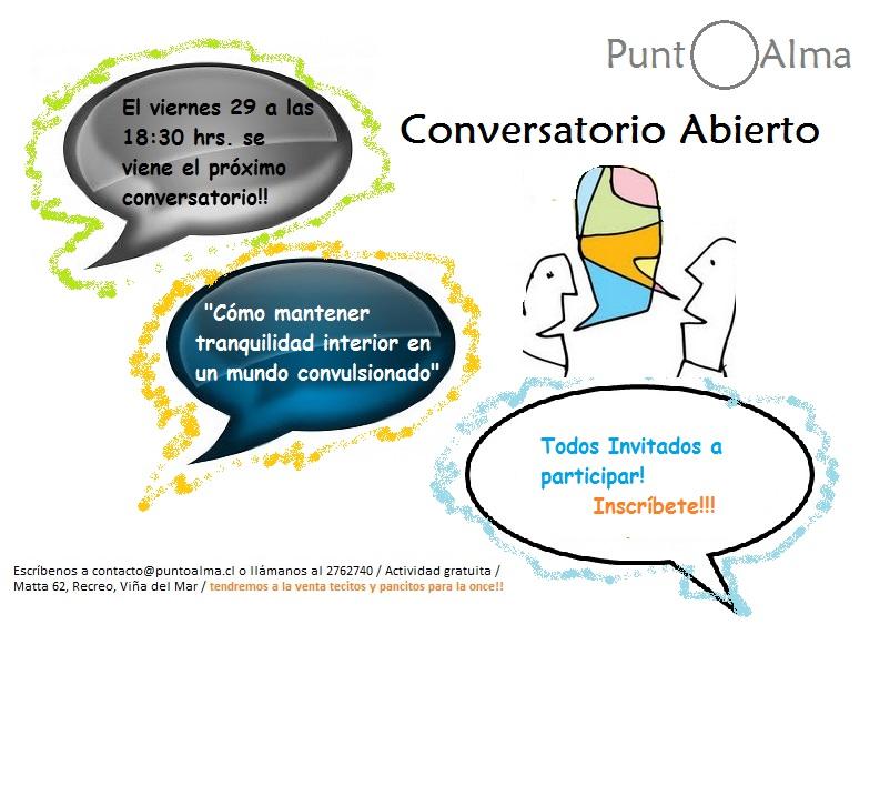 4 Conversatorio Abierto