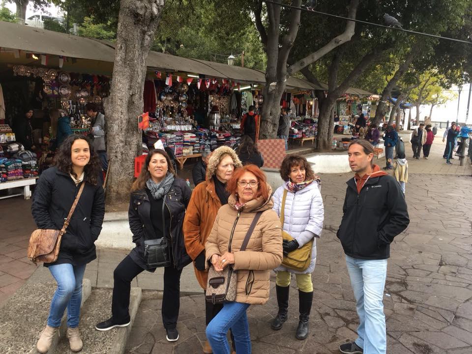 Salida cultural: Tour a pie por Valparaíso